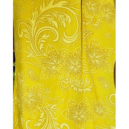 Tunique motifs arabesques