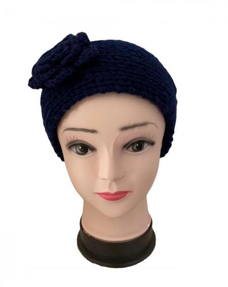 Headband bleu marine