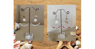 Opter pour les boucles d oreilles créoles cet été